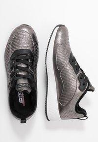 Skechers Sport - BOBS SQUAD - Zapatillas - pewter - 3
