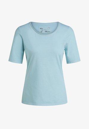 Basic T-shirt - blue haze