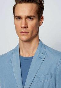 BOSS - HANRY - Denim jacket - blue - 3