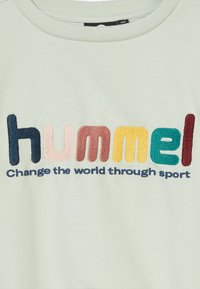 Hummel - HMLMYNTE  - Sweater - sea foam - 2