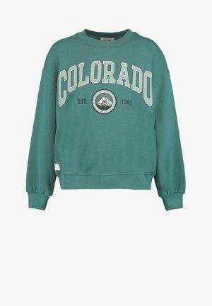 SHAY JR - Sweatshirt - pine green