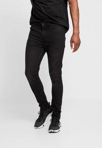 Daily Basis Studios - DENIM CAST 6 - Jeans Skinny Fit - black wash - 0