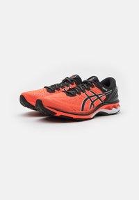 ASICS - GEL-KAYANO 27 TOKYO - Chaussures de running stables - sunrise red/black - 1