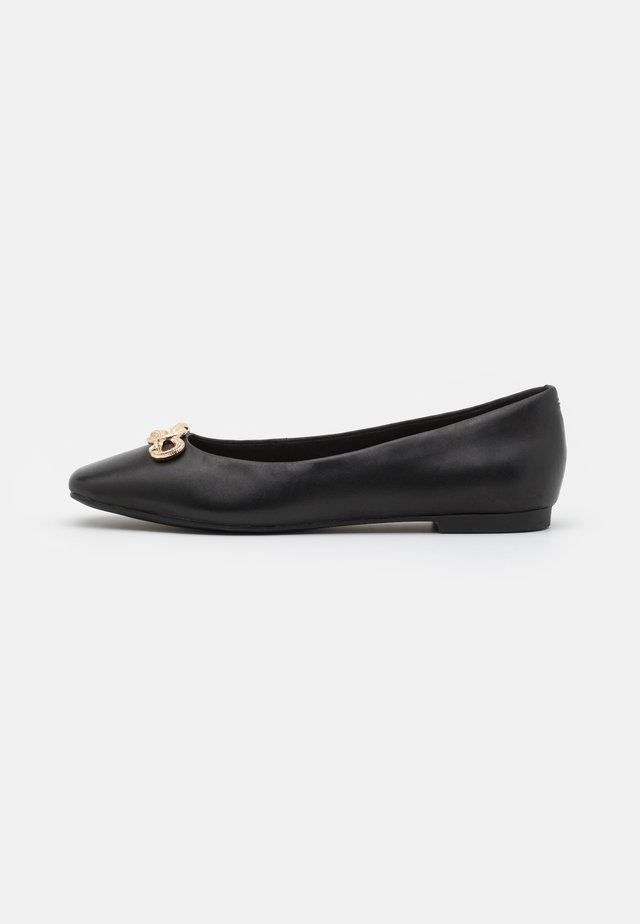 LOTHAUVIA - Ballet pumps - black
