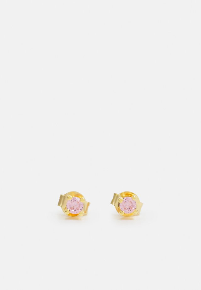 PRINCESS PICCOLO EARRINGS - Earrings - gold-coloured