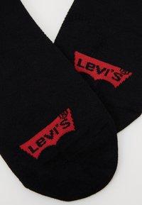 Levi's® - LOW CUT BATWING LOGO 9 PACK - Strumpor - jet black - 1