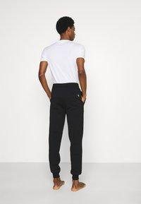 Moschino Underwear - PANTS - Pyjamasbukse - black - 2