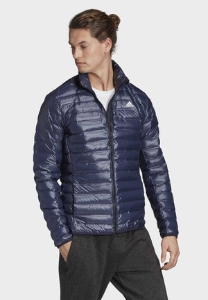 VARILITE OUTDOOR DOWN - Down jacket - blue