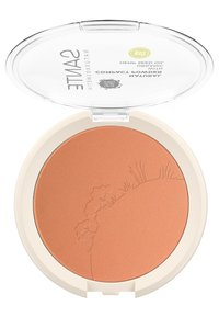 Sante - NATURAL COMPACT POWDER - Powder - 03 warm honey - 1