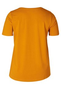 Zizzi - Basic T-shirt - brown - 5