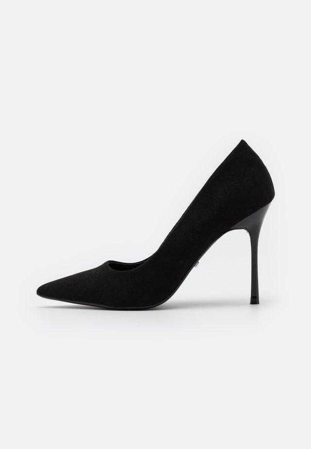 FREYA COURT - Lodičky na vysokém podpatku - black