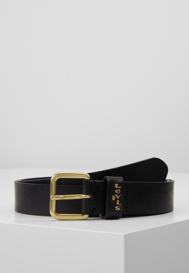 CALYPSO - Belt - regular black