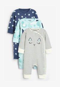 Next - 3 PACK  - Pyjamas - mint - 0