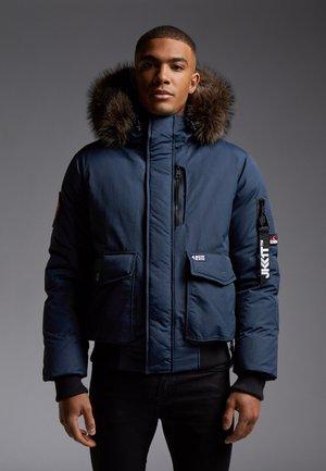 MOUNTAIN BIG - Gewatteerde jas - navy