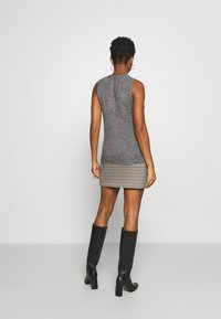 JDY - JDYELANOR VEST - Top - dark grey melange - 2