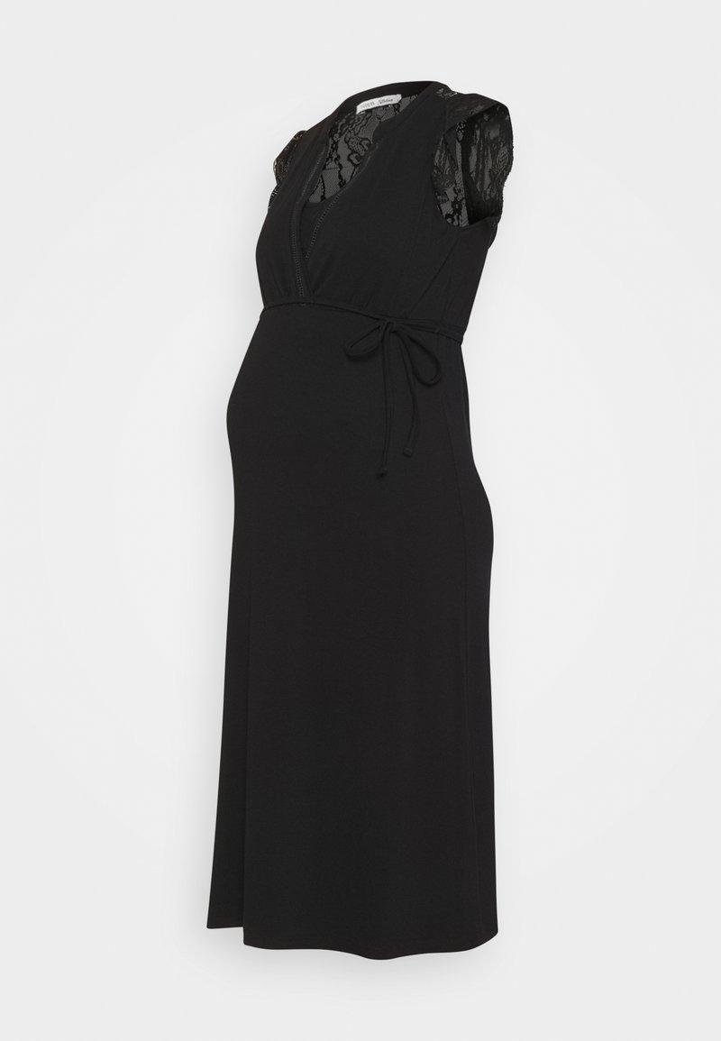 Noppies Studio - SERRE - Žerzejové šaty - black