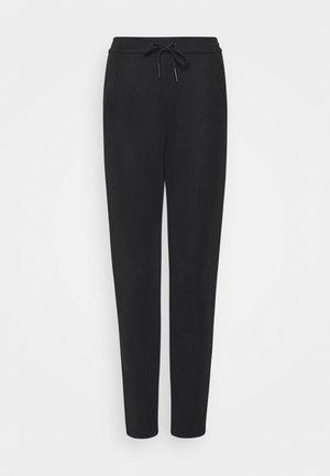 VMEVA LOOSE STRING SOFT PANT  - Trousers - black