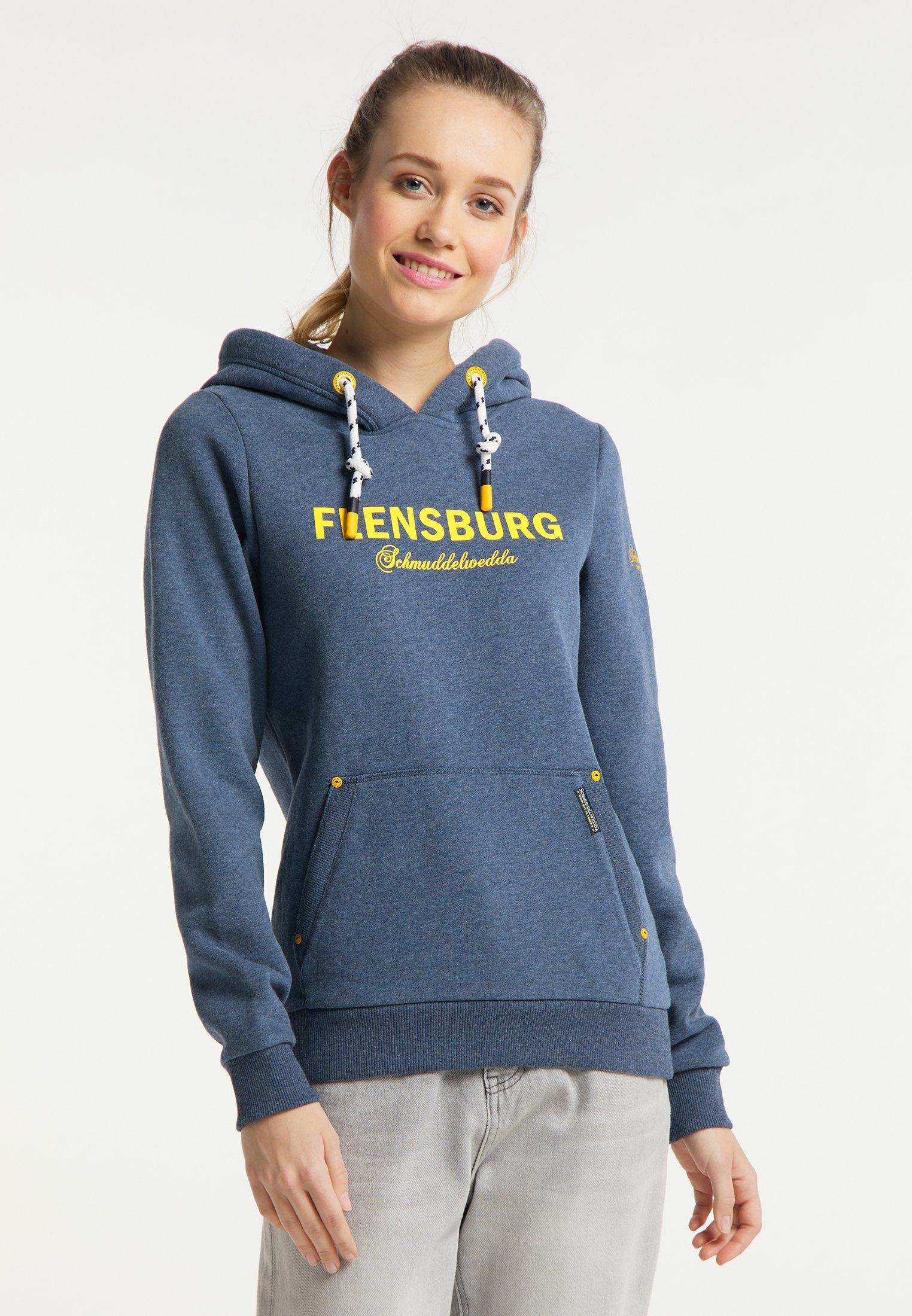 Donna FLENSBURG - Felpa con cappuccio