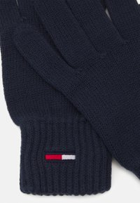 Tommy Jeans - BASIC FLAG GLOVES - Gloves - blue - 1
