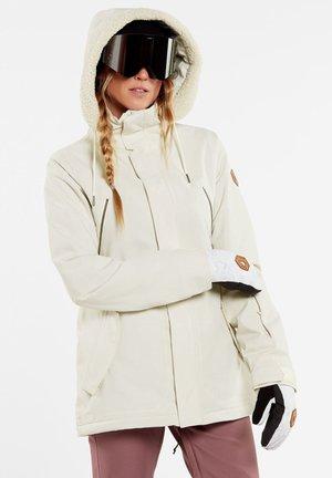 SHRINE INS JACKET - Snowboard jacket - bone