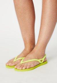 Havaianas - SUNNY - Pool shoes - galactic green - 1