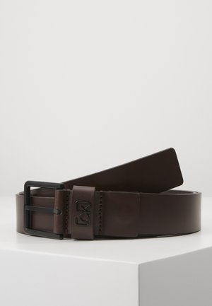 35MM SIGNATURE LOOP BELT - Belt - brown