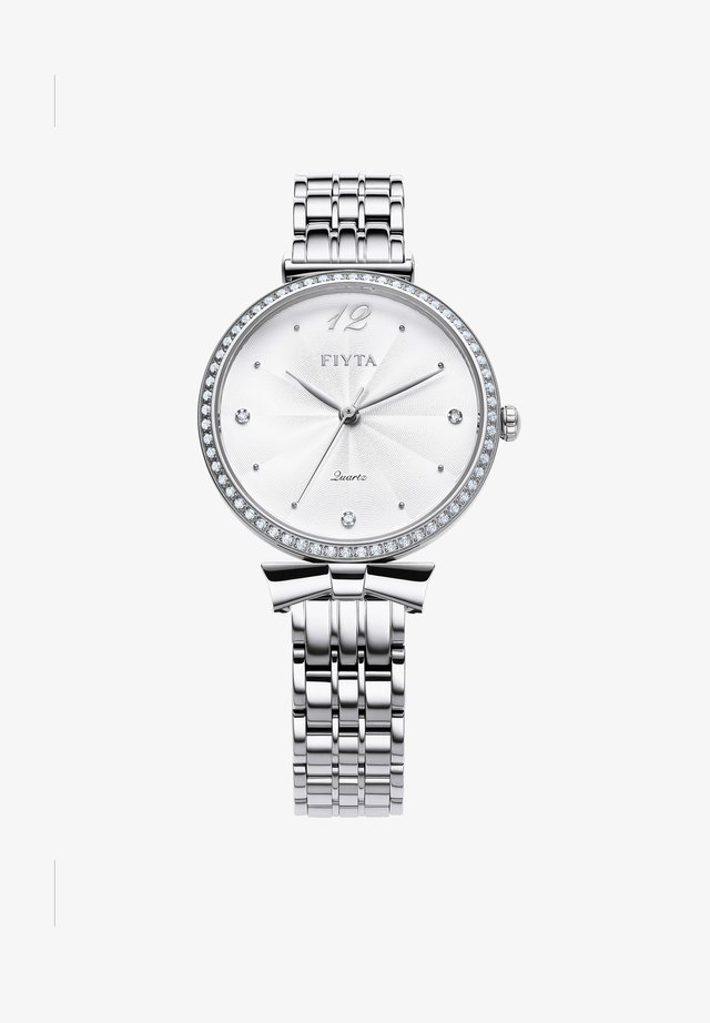 YOUNG+ QUARZUHR - Watch - silver