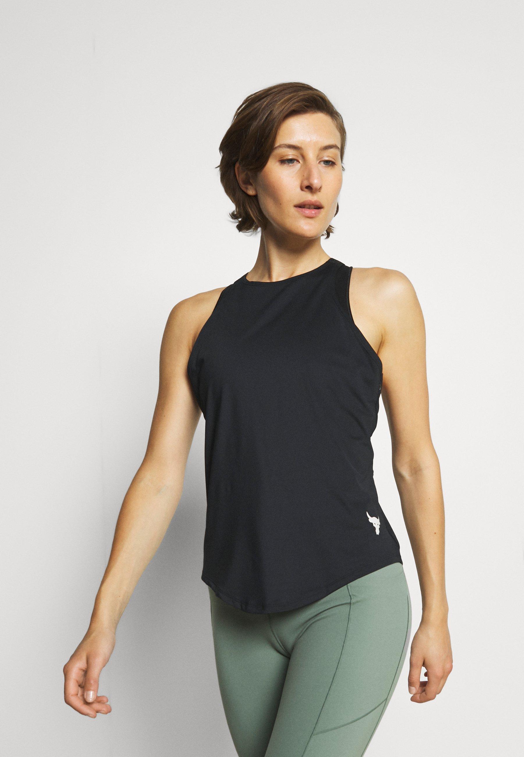 Femme ROCK TANK - T-shirt de sport