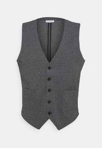 Waistcoat - grey mix