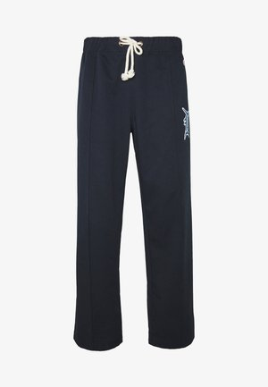 MLB DETROIT TIGERS STRAIGHT HEM PANTS - Klubtrøjer - dark blue/dark-blue denim