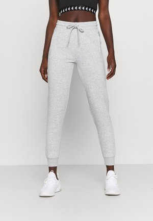 ZELLA - Pantalon de survêtement - mottled light grey