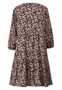 Angel of Style - Day dress - schwarz,rosé - 3
