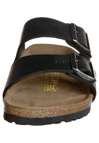 Birkenstock - ARIZONA - Slippers - black - 5