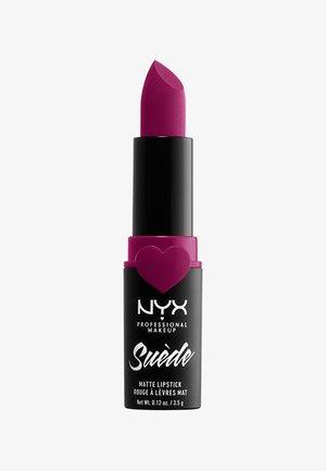 SUEDE MATTE LIPSTICK - Lipstick - 11 sweet tooth