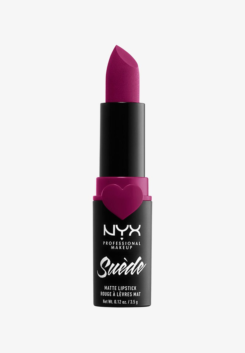 Nyx Professional Makeup - SUEDE MATTE LIPSTICK - Lipstick - 11 sweet tooth