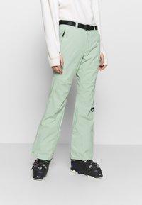 O'Neill - STAR SLIM PANTS - Schneehose - jadeite - 0