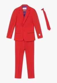 OppoSuits - Oblek - rot - 0