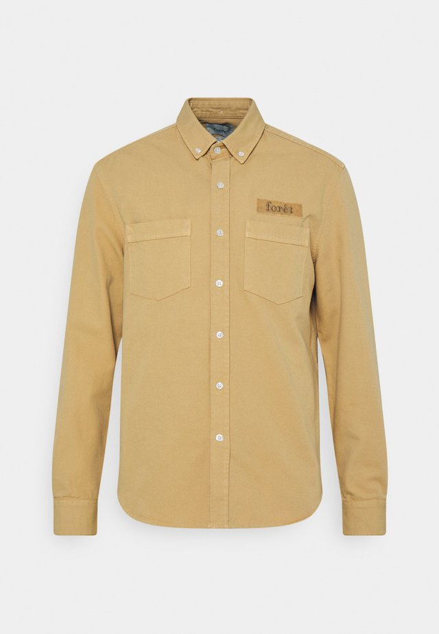 BEAR - Overhemd - ochre