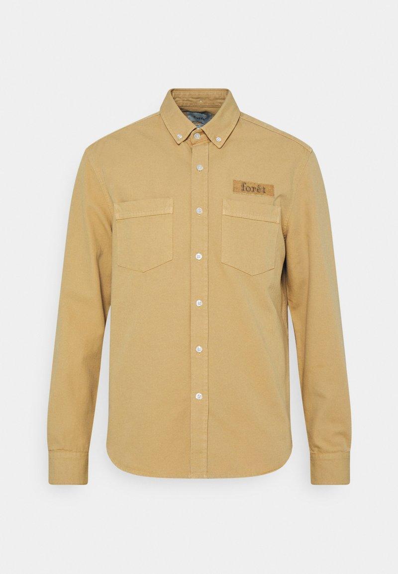 forét - BEAR - Camisa - ochre