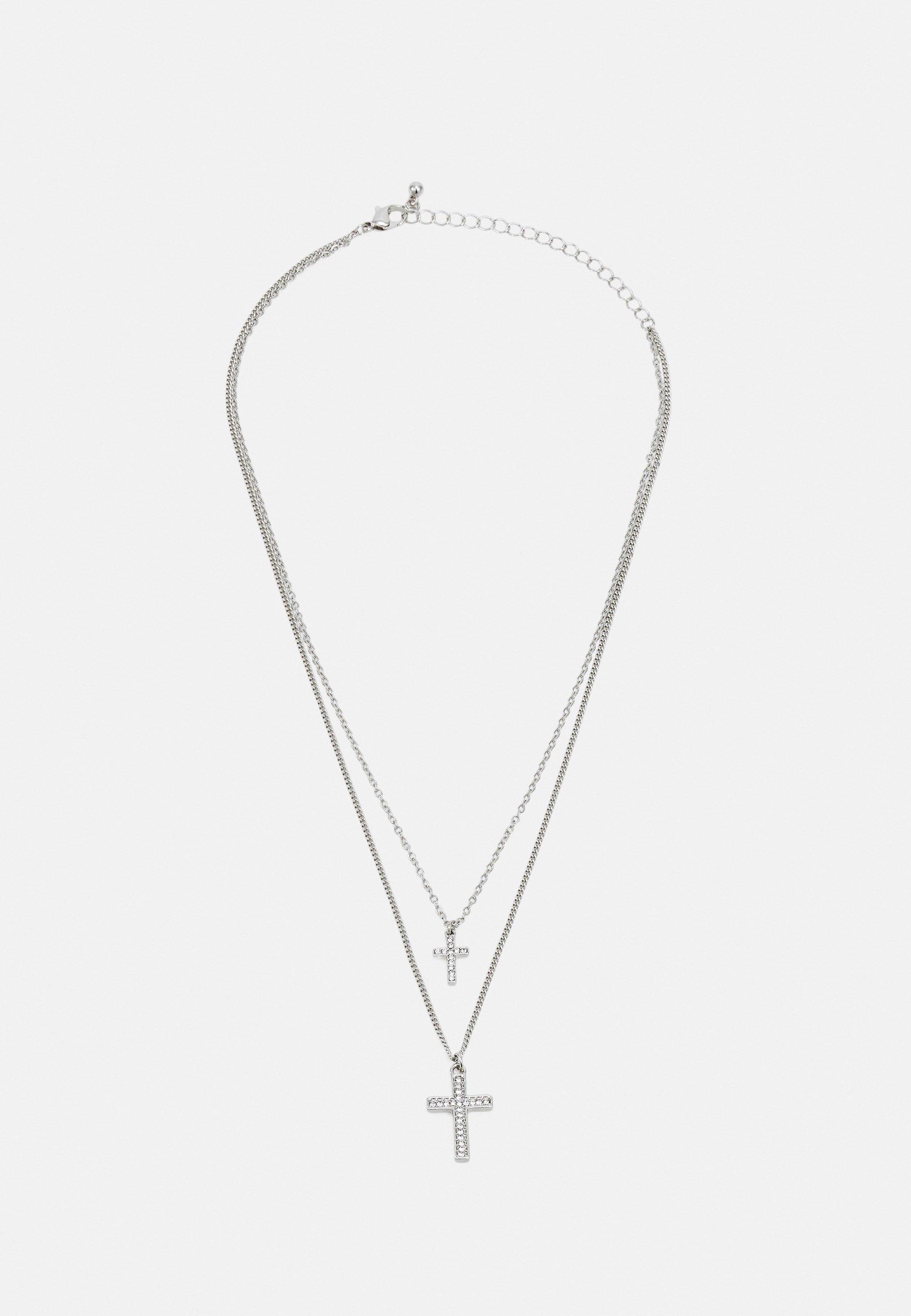 Damen CROSS MULTIROW UNISEX - Halskette