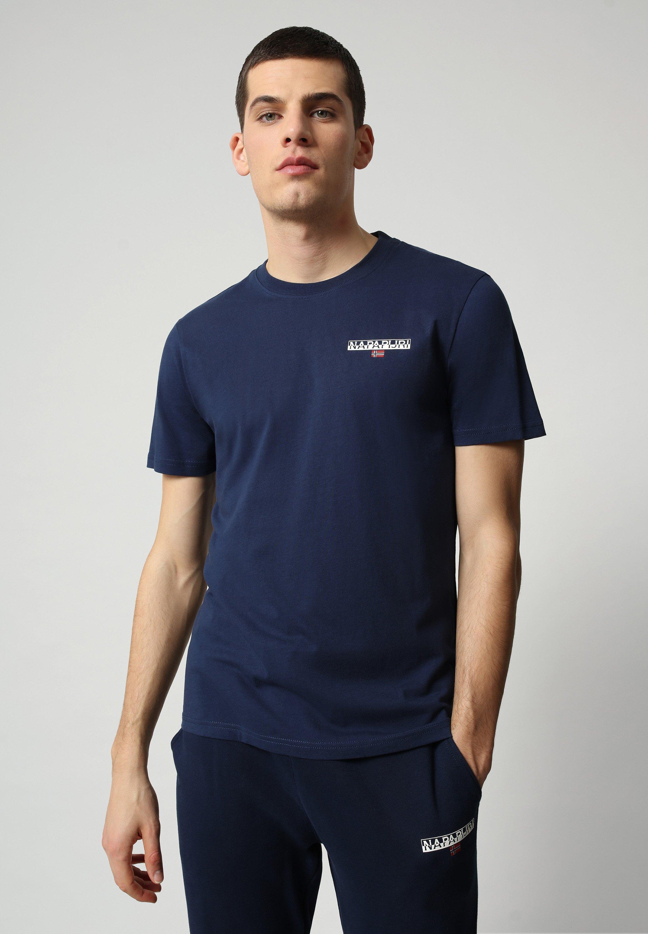 Homme S-ICE SS - T-shirt imprimé
