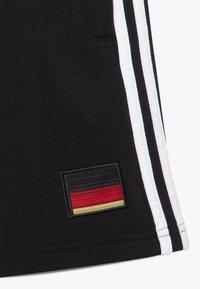adidas Performance - DFB DEUTSCHLAND SHORT UNISEX - Urheilushortsit - black - 4
