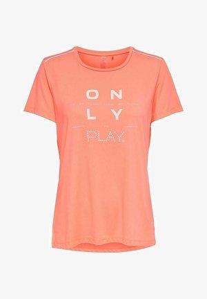 Sports shirt - neon orange