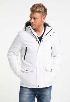 ANORAK - Light jacket - weiss