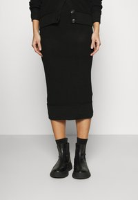 Trendyol - SET - Cardigan - black - 4
