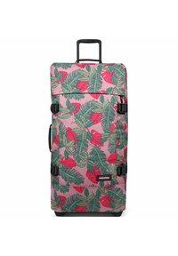 Eastpak - TRANVERZ  - Wheeled suitcase - brize tropical - 1