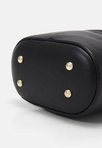 Rosantica - BRICK MINI - Käsilaukku - black - 4