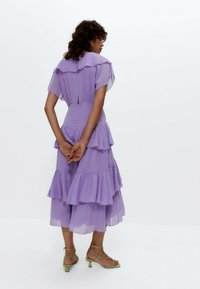 Uterqüe - Day dress - lilac - 2
