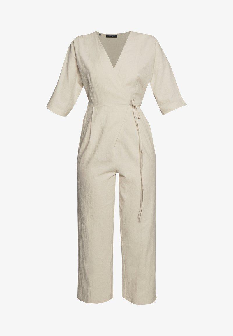 Selected Femme - SLFMALVINA - Jumpsuit - sandshell