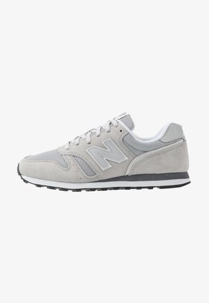 Trainers - grey/white